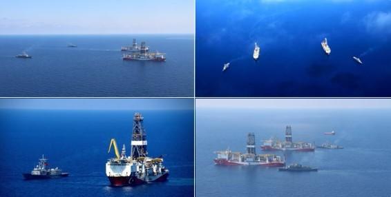 Ανεβαίνει το θερμόμετρο στη Μεσόγειο: Κινήσεις τακτικής για ΑΟΖ και θαλάσσιες ζώνες