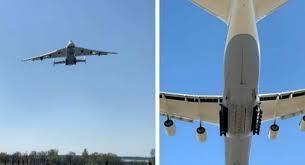 Βίντεο: Το Antonov An-225 Mriya είναι το μεγαλύτερο και βαρύτερο αεροπλάνο στον κόσμο