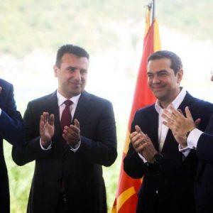 """Έριξαν """"βόμβα"""" οι Σκοπιανοί: Απαιτούν & επίσημα να τους αποκαλούμε """"Μακεδονία""""!"""