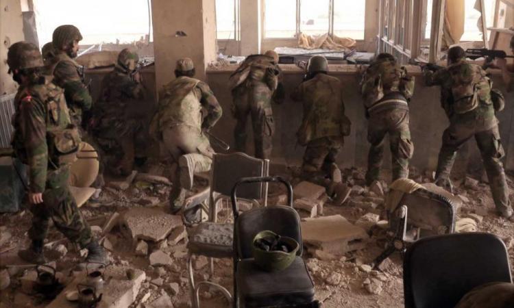 """""""Κόλαση"""" πυρός στην Ιντλίμπ: Σκληρές μάχες μεταξύ Συριακού Στρατού & Τούρκων."""