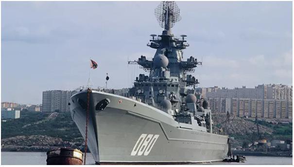"""""""Θα κατακτήσει τους Ωκεανούς"""": Ποιο πλοίο του Ρωσικού Πολεμικού Ναυτικού μόνο του θα συγκρατήσει τον στόλο του ΝΑΤΟ"""