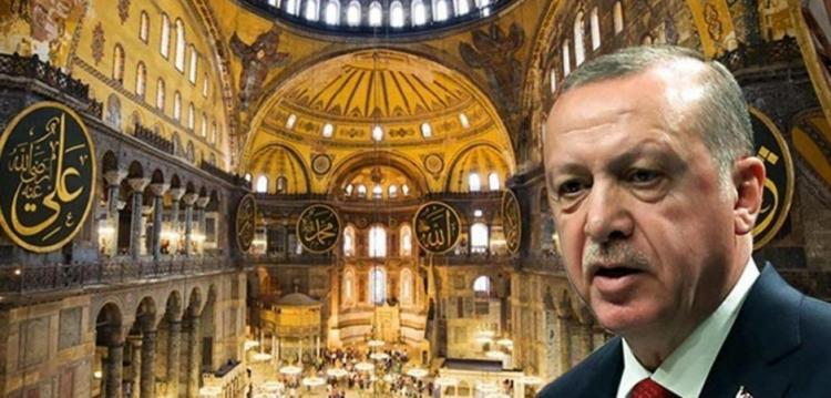 Αγία Σοφία: «Ο Ερντογάν θέλει πόλεμο – Μια συμμαχία εκτός ΝΑΤΟ θα τον ανακόψει»