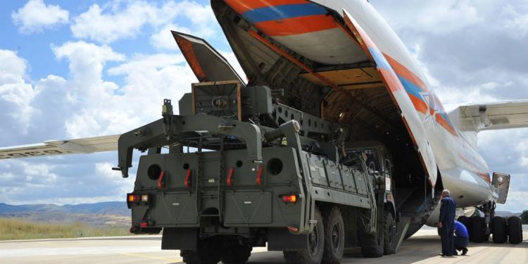 Λιβύη: S-400 η απάντηση στα Rafale; Ο Ερντογάν ετοιμάζεται να στείλει τα μεγάλα όπλα.