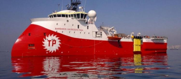 ΕΚΤΑΚΤΟ: Βγάζει το ερευνητικό Barbaros η Αγκυρα: Εξέδωσε NAVTEX για έρευνες στην κυπριακή ΑΟΖ
