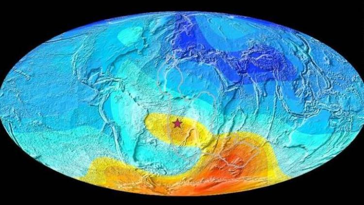 Η «Ανωμαλία του Νότιου Ατλαντικού» κρατάει χρόνια: Νέα στοιχεία στα χέρια των επιστημόνων.