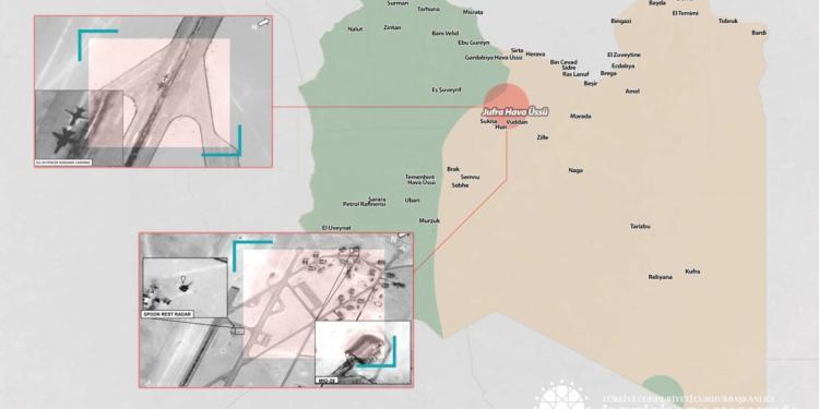 Λιβύη: Η Τουρκία, σαν δύναμη κατοχής, ανακοινώνει πως επόμενος στόχος είναι η Τζούφρα και οι Ρώσοι!