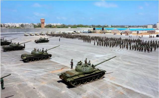 Προετοιμασίες για τη Μάχη της Σύρτης- η πρώτη ανακοίνωση της Τρίπολης.