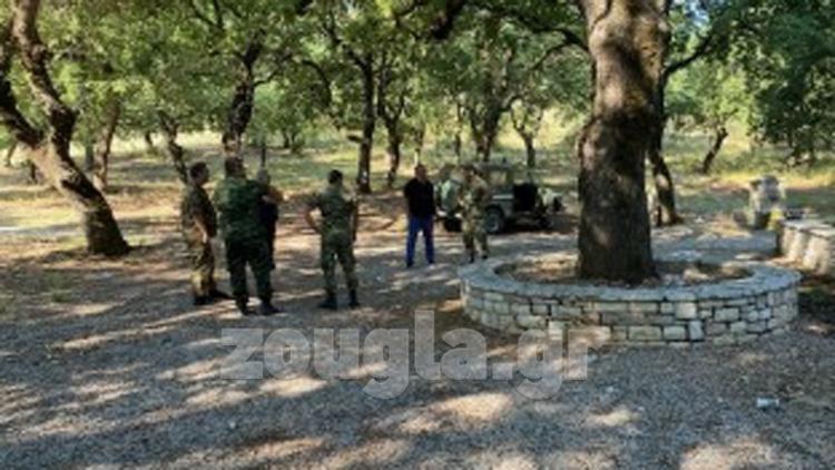 Προετοιμάζονται χώροι διασποράς στην Κεντρική Ελλάδα για ενδεχόμενη επιστράτευση.