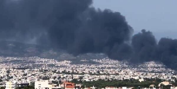 ΓΙΑΤΙ ΤΑ ΞΕΦΟΡΤΩΝΟΝΤΑΙ! ΤΟ ΚΟΛΠΟ με τις …«τυχαίες» φωτιές σε εργοστάσια ανακύκλωσης.