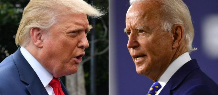 ΗΠΑ: Δημοσκόπηση σοκ για τους Δημοκρατικούς – «Εξανεμίστηκε» η διαφορά Ν.Τραμπ-Τ.Μπάιντεν