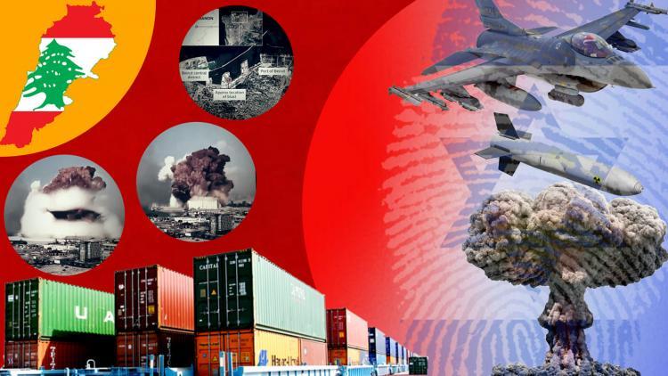 «ΒΟΜΒΑ»: Έριξε πυρηνικό όπλο στη Βηρυτό το ΙΣΡΑΗΛ!!! Νέφος ακτινοβολία σε όλη την Ανατολική Μεσόγειο, Ελλάδα και Ευρώπη!!!
