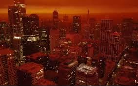 Βίντεο: Εικόνες «Αποκάλυψης» από το Σαν Φρανσίσκο – Ο ουρανός «βάφτηκε» κόκκινος