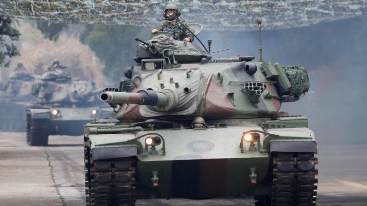 Οι ένοπλες δυνάμεις της Ταϊβάν έχουν «δικαίωμα να αντεπιτεθούν», προειδοποιεί ο στρατός μετά από ασκήσεις μεγάλης κλίμακας της Κίνας.