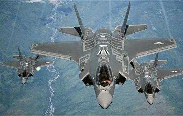 Ξένα ΜΜΕ: Η Ελλάδα αγοράζει μια μοίρα 24 αεροσκαφών F-35.
