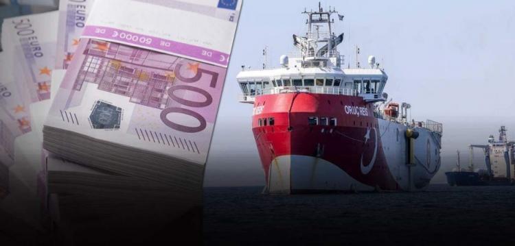ΑΠΟΚΑΛΥΨΗ: 2,5 δισ.ευρώ «λύτρα» «έδωσε» η Ελλάδα στην Τουρκία για να απομακρυνθεί το Oruc Reis