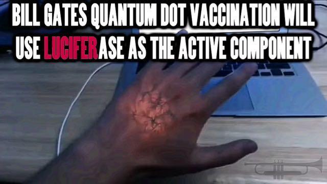 Εκτέθηκε το εμβόλιο Luciferase – Bill Gates.