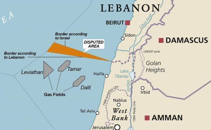 Ισραήλ-Λίβανος ξεκινούν συνομιλίες οριοθέτησης ΑΟΖ.