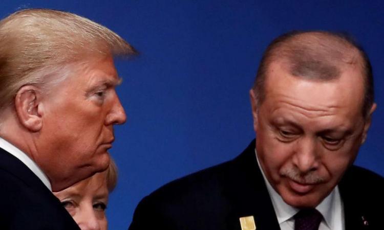 Διαλύουν την Τουρκία ό,τι ώρα θέλουν! Ξαφνικές «τορπίλες» Τραμπ κατά Ερντογάν.