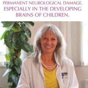 """Η Γερμανίδα Νευρολόγος Διδάκτωρ Ιατρικής Δρ. Margarite Griesz-Brisson για μάσκες: """"η στέρηση οξυγόνου προκαλεί μη αναστρέψιμες νευρολογικές βλάβες.Για παιδιά και εφήβους, οι μάσκες απολύτως απαγορεύονται.Προκαλούν …"""