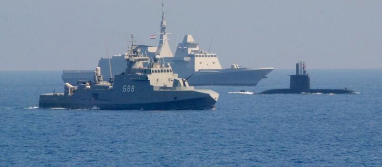 Προειδοποιητική «βολή» Μόσχας σε Άγκυρα για Συρία και Αρτσάχ: Άσκηση σε Μ.Θάλασσα με Αίγυπτο βόρεια των τουρκικών ακτών