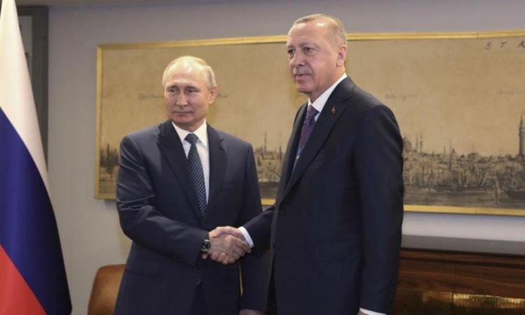 """Ρώσοι συνταγματάρχες: """"Ο Ερντογάν θέλει να αποσταθεροποιήσει τον Καύκασο""""."""