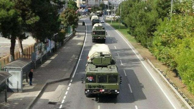 Τώρα πρέπει να μας απασχολήσει που θα στήσουν οι τούρκοι τους S-400 άσχετα με αυτά που λέγονται; ΚΑΙ αν τους στήσουν στα Μικρασιατικά παράλια ή στην ΠΟΛΗ;