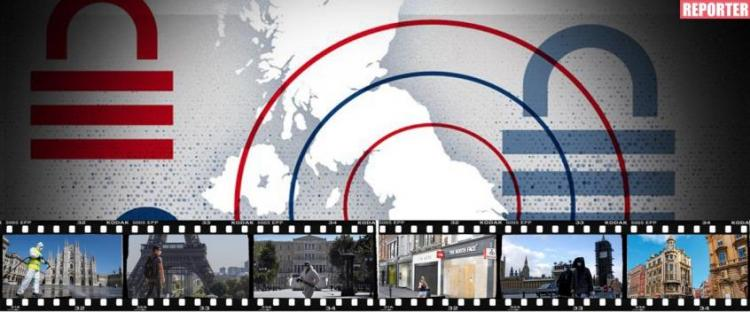 Τα μέτρα στην Ευρώπη δείχνουν τι περιμένει την Κύπρο-Tοπικά lockdown και curfew.