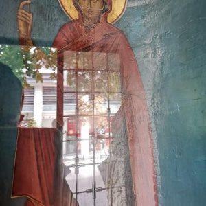 Η ΑΓΙΑ ΣΟΛΟΜΟΝΗ συνεχίζει να κλαίει και σήμερα στην Θεσσαλονίκη – κλείνουν οι μεγάλες και οι μικρές εκκλησίες της ΠΟΛΗΣ στους πιστούς λόγω πανδημίας..