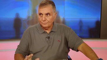 Γ. Τράγκας: Ούτε οι ευρωπαίοι ούτε οι περιστασιακοί σύμμαχοι πρόκειται να γλιτώσουν το καρυδότσουφλο της ελληνικής οικονομίας από την τέλεια καταιγίδα.