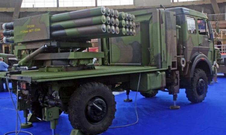 Λιβύη: Με σέρβικα MLRS ο Χαφτάρ ετοιμάζεται για δεύτερη αναμέτρηση με την Τουρκία.