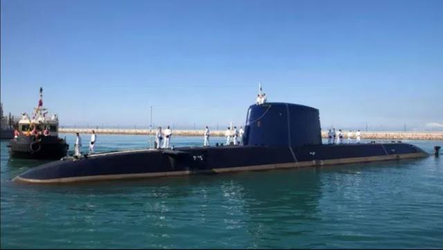 Ισραηλινό υποβρύχιο διέσχισε το Σουέζ με κατεύθυνση τον Περσικό Κόλπο.