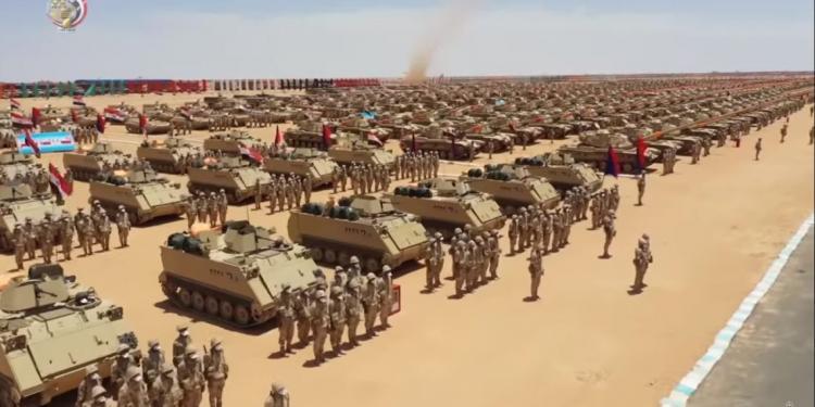 Αλ Σίσι: Το «μήνυμα» του Αιγύπτιου Προέδρου σε ενδεχόμενη σύγκρουση με την Τουρκία.