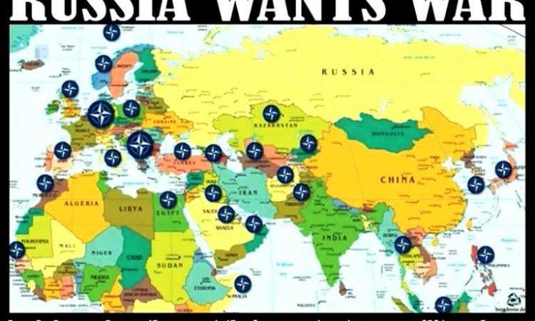 Σε Επικίνδυνα Σταυροδρόμια οι Απόπειρες του ΝΑΤΟ να Παραβιάζει τον Εναέριο Χώρο και τα Θαλάσσια Σύνορα της Ρωσίας.