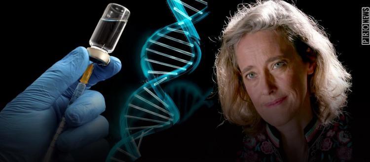 Γενετίστρια A.Henrion-Caude: «Δεν εμπιστεύομαι το εμβόλιο της Pfizer – Είναι γενετική μηχανική γονιδιακή θεραπεία»
