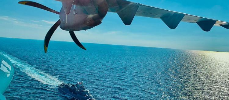 Τουρκικοί «κυνηγοί υποβρυχίων» ATR-72MPA εξαπολύουν τορπίλες κατά ελληνικών υποβρυχίων