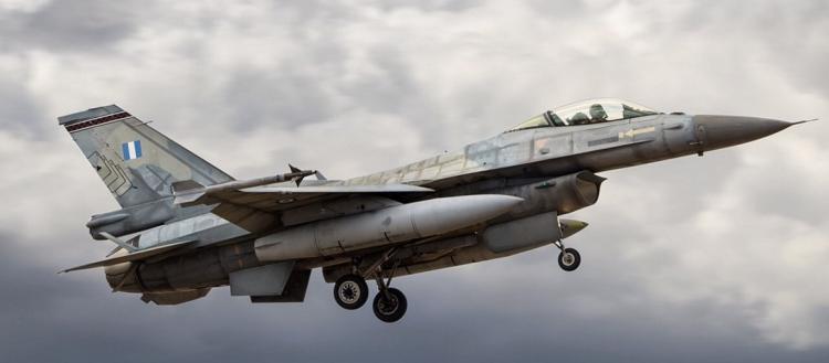EKTAKTO: Αποφασίστηκε ο εκσυγχρονισμός των 38 μαχητικών αεροσκαφών F-16C/D Block 50 της ΠΑ