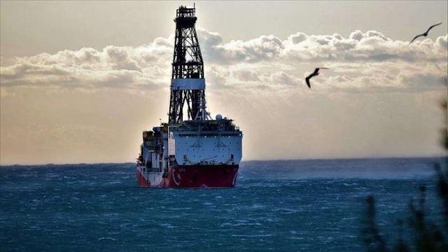 ΣΤΑΥΡΟ δεν θα ρίξουμε στις ΕΛΛΗΝΙΚΕΣ θάλασσες, αλλά ο τούρκος θα ρίξει το τρυπάνι του;