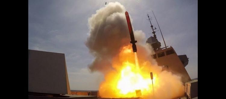 SCALP Naval: Κρούση στα 1000 χλμ αν θελήσει το ΠΝ (βίντεο)