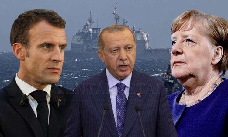 Σύνοδος Κορυφής: Εγκαταλείπονται οι κυρώσεις στην Τουρκία!