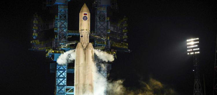 Εκτοξεύτηκε με επιτυχία ο ρωσικός διαστημικός πύραυλος Angara A5! (βίντεο)