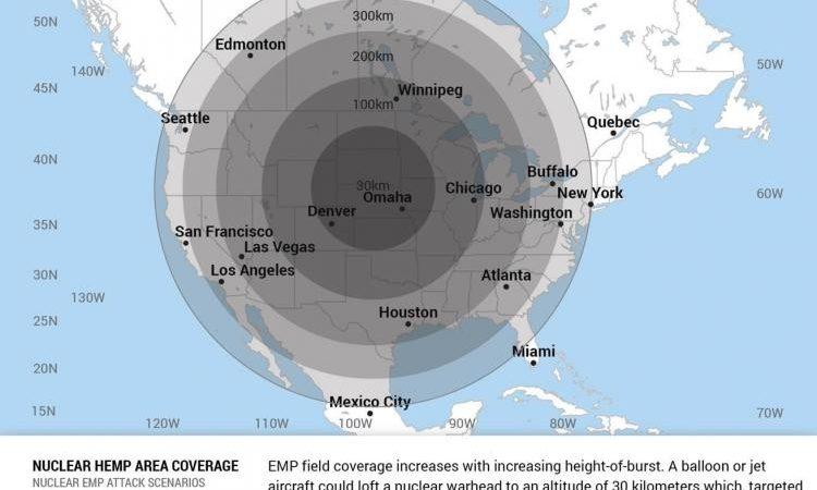 Ο πόλεμος συσκότισης: Κίνα, Ρωσία και Ιράν κατασκευάζουν βόμβες Super-EMP(σούπερ-ηλεκτρομαγνητικού παλμού) για το «Blackout Warfare»(πυρηνικός-ηλεκτρονικός πόλεμος).