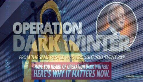 Ο θάνατος παραδόθηκε μπροστά στην πόρτα» κυκλοφόρησε στην Αμερική – Ο παγκοσμιοποιητής Joe Biden προειδοποιεί και πάλι για έναν «σκοτεινό χειμώνα», λέξεις του κώδικα βαθιάς κατάστασης για μια επίθεση βιο-πολέμου στην Αμερική