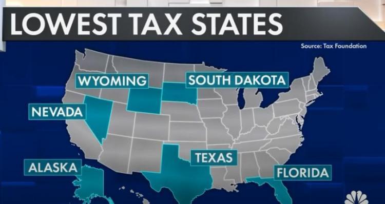 Αποκλειστικό! Ερημώνουν από κεφάλαια και ανθρώπους οι Πολιτείες στις ΗΠΑ όπου κυριαρχεί η αριστερά – ΒΙΝΤΕΟ