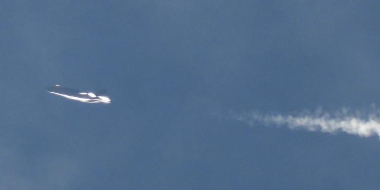 F-35: Ισραηλινό stealth μαχητικό «πιάστηκε στα πράσα» πάνω από το Λίβανο [pics].