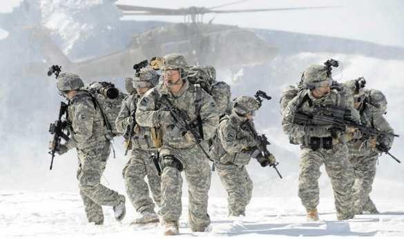 Επικίνδυνη δήλωση: οι ΗΠΑ σκοπεύουν να προκαλέσουν σύγκρουση με τη Ρωσία στην Αρκτική.