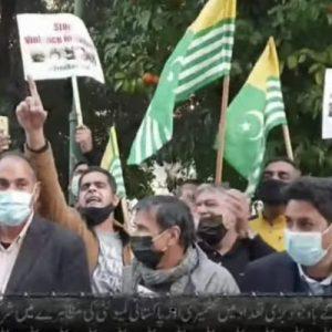 Βίντεο-σοκ: Η ημισέληνος κυματίζει στην πρωτεύουσα της Ελλάδας – Μίσος Πακιστανών