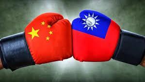 Θάλασσα της Νότιας Κίνας: Τα αεροσκάφη των ΗΠΑ και της Κίνας διασχίζουν την Ταϊβάν καθώς ο πόλεμος είναι επίφοβο να εκραγεί.