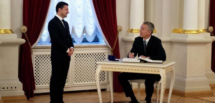 Ο δρόμος του ΝΑΤΟ προς την Aπώλεια … Μαζί με την Ουκρανία