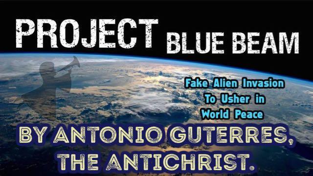 Project Blue Beam: Η ερχόμενη ψεύτικη εισβολή εξωγήινων για την εμφάνιση του Aντίχριστου – Οι πλαστοί ολογραφικοί αστεροειδείς που προετοιμάζονται για την ημέρα των χιλιάδων αστεριών και των αστεροειδών! Πρέπει να δείτε το βίντεο!