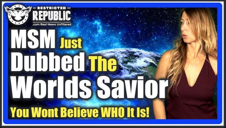 Το MSM μόλις ονομάζει τον «Σωτήρα του Κόσμου» (ή υποψήφιος Αντίχριστος) δεν θα πιστεύετε ποιον διάλεξαν…